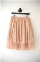 Beige BCBG Maxazria Pencil Skirt, size S