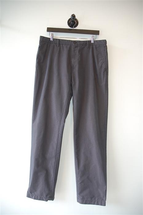 Gray Stripe Burberry - London Trouser, size 34