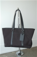 Basic Black Coach Carry-All, size XL