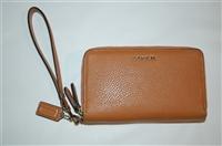 Camel Coach Wallet, size M