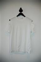Bright White Comme Des Garcons - Shirt T-Shirt, size S