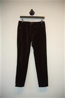 Dark Chocolate Etro Trouser, size 4