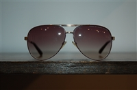 Aubergine Marc by Marc Jacobs Sunglasses, size O/S