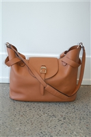 Saddle Brown Meli Melo Shoulder Bag, size L