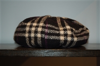 Check Burberry - London Beret, size O/S