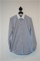 Striped Gucci Button Shirt, size M