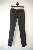 Basic Black Alice + Olivia Skinny Trouser, size 2