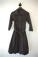 Basic Black Robert Rodriguez Shirt Dress, size 4