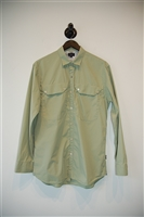 Celery Paul Smith - Jeans Button Shirt, size M