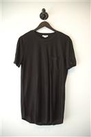 Basic Black Helmut Lang T-Shirt, size S