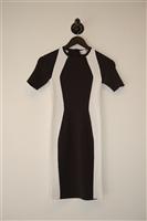 Black & White A.L.C. Sheath Dress, size XS