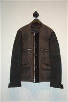 Black & Gray All Saints Jacket, size L