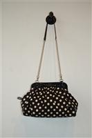 Polka Dot Kate Spade Shoulder Bag, size M