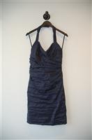 Midnight Blue BCBG Maxazria Cocktail Dress, size M