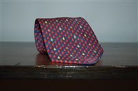 Sapphire Hermes Tie, size O/S