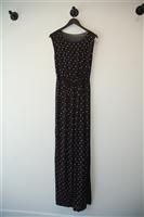 Black By Malene Birger Maxi Dress, size 2