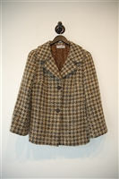 Houndstooth Dolce & Gabbana Skirt Suit, size 8