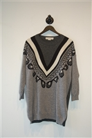 Gray Tones Stella McCartney Sweater, size S
