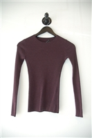 Dusty Plum Theory Pullover, size XS
