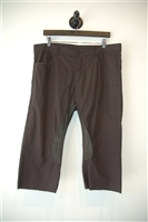Basic Black Rick Owens Cropped Trouser, size 34