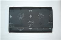Basic Black MCM - Vintage Wallet, size O/S