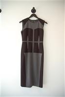 Gray & Black BCBG Maxazria Sheath Dress, size XS