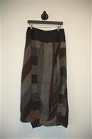 Patchwork Ivan Grundahl Bunched Skirt, size M