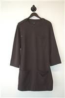 Basic Black Marc by Marc Jacobs Sweatshirt Dress, size S