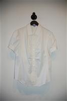 Crisp White Hugo Boss - Boss Black Short-Sleeved Top, size 14