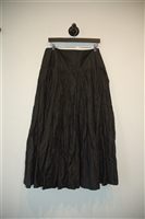 Sparkly Black Ivan Grundahl A-Line Skirt, size M