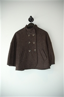 Mixed Browns BCBG Maxazria Cropped Jacket, size M