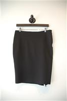Basic Black Gucci Pencil Skirt, size M