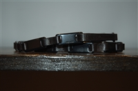Basic Black Prada Belt, size S