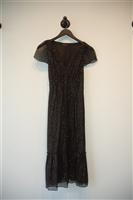 Black & Gold BCBG Maxazria Evening Dress, size 2