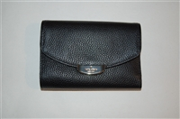 Black Leather Kate Spade Wallet, size M
