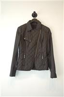 Basic Black Belstaff Puffer Jacket, size S