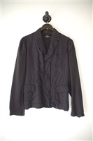 Navy Comme Des Garcons - Tricot Jacket, size M