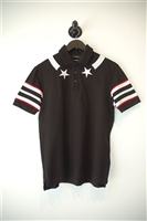 Black Givenchy Polo, size S