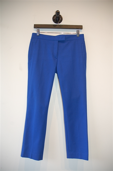Royal Blue Joseph Skinny Trouser, size XS
