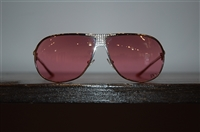 Rose Dior Sunglasses, size O/S