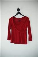 Red Wine BCBG Maxazria Pullover, size L