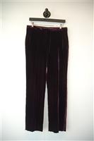 Merlot Tom Ford Trouser, size S