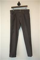 Dark Ash Z Zegna Trouser, size 34