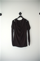Basic Black BCBG Maxazria Pullover, size M
