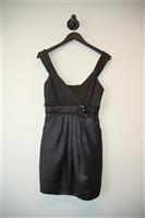 Basic Black BCBG Maxazria Cocktail Dress, size 4