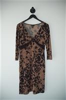 Milk Chocolate BCBG Maxazria Sheath Dress, size M