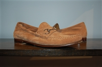 Latte Gucci Loafer, size 8