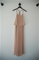 Sandy Beige BCBG Maxazria Maxi Dress, size XS