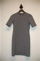 Striped Alexander Wang - T Sheath Dress, size S