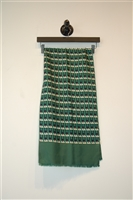 Geometric Lanvin - Vintage Silk Scarf, size O/S